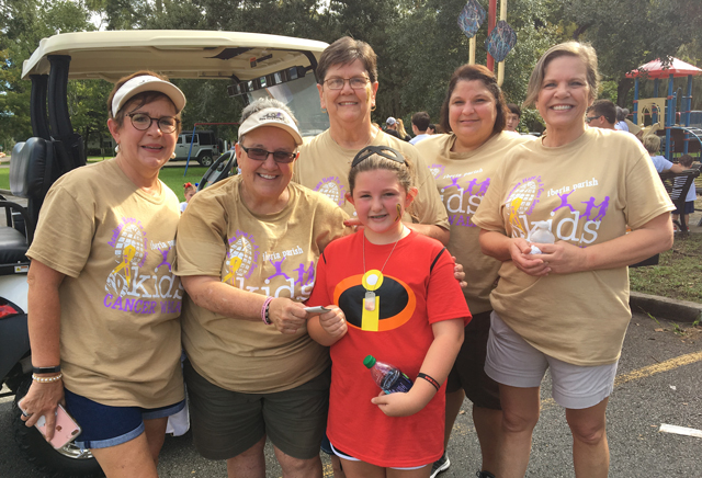 Acadiana Hope for a Cure
