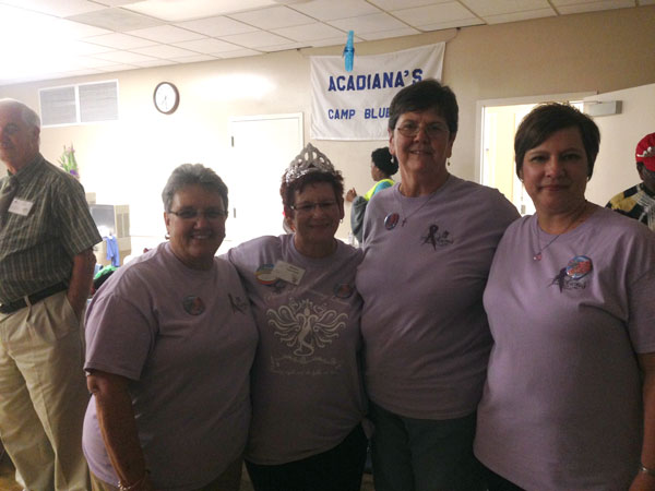 Camp Blue Bird – AHC volunteers at Our Lady of Lourdes Camp Blue Bird